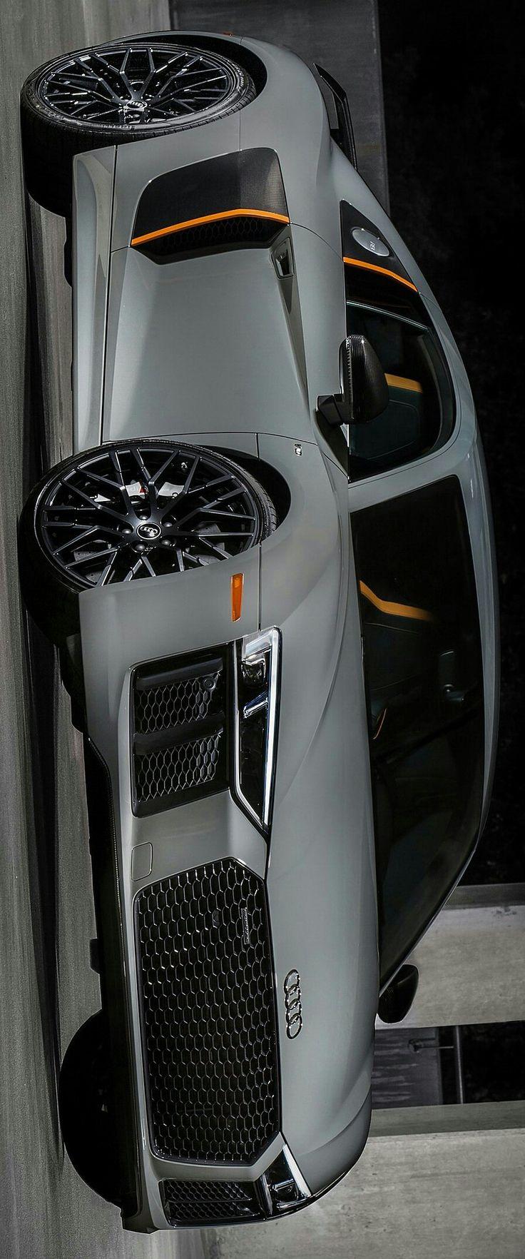 2017 Audi R8 V10 Plus Exclusive Edition $229,200