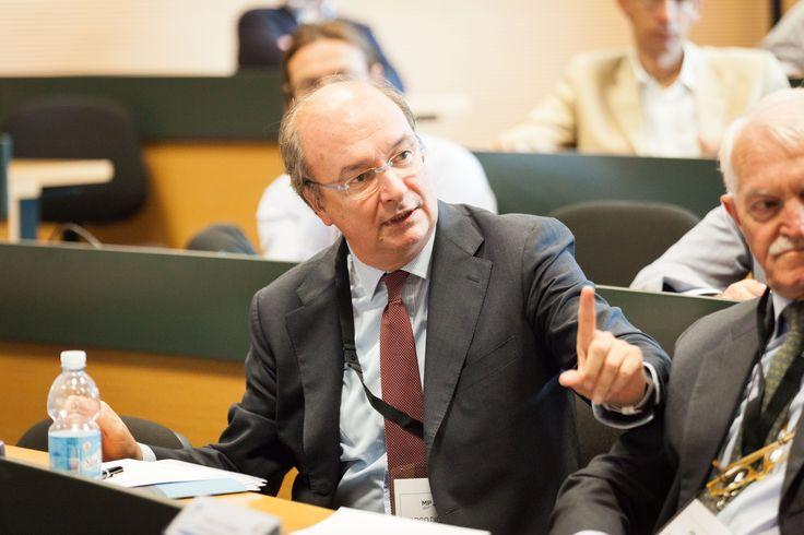 Marco Diotalevi (vice presidente AILM) ed Emilio Di Cristofaro (AILM Milano)