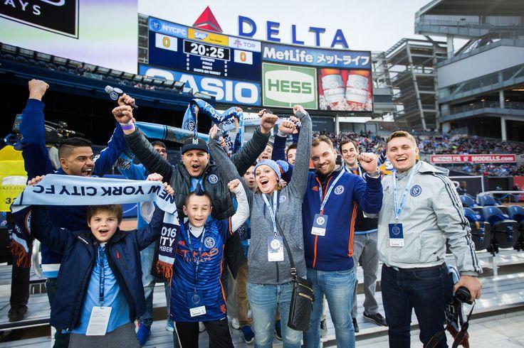 Fan Experiences | New York City FC