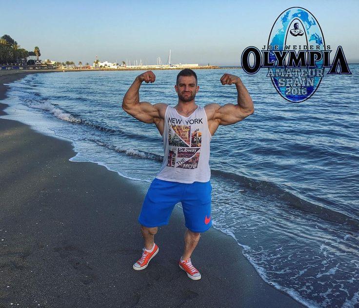 "107 mentions J'aime, 2 commentaires - Jan Turek (@jan_turek_bodybuilder) sur Instagram: ""Follow your dream. Nothing is impossible. I am going !! 😊👣💪🇪🇸❤️ Olympia amateur Spain 2016…"""