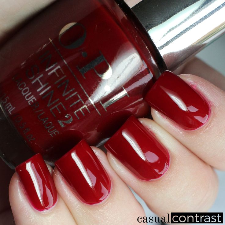 OPI Infinite Shine Ring The Buzzer Again from the OPI Infinite Shine Breakfast At Tiffany's Collection • Casual Contrast