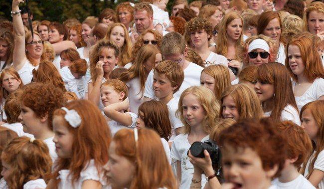 Celebrate Ginger Pride! First Ever Ginger Pride Festival In England