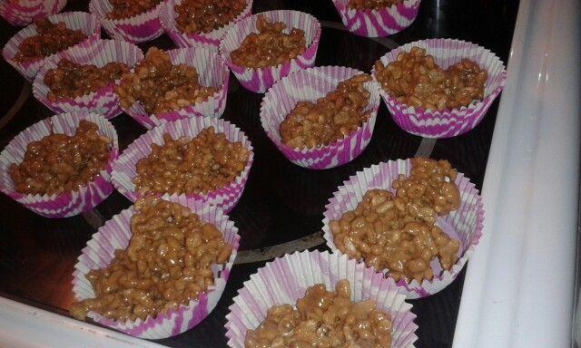 Mars-riisimuro makeisia