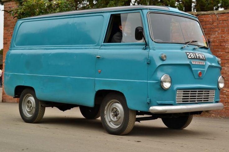 1960 Ford Thames Van