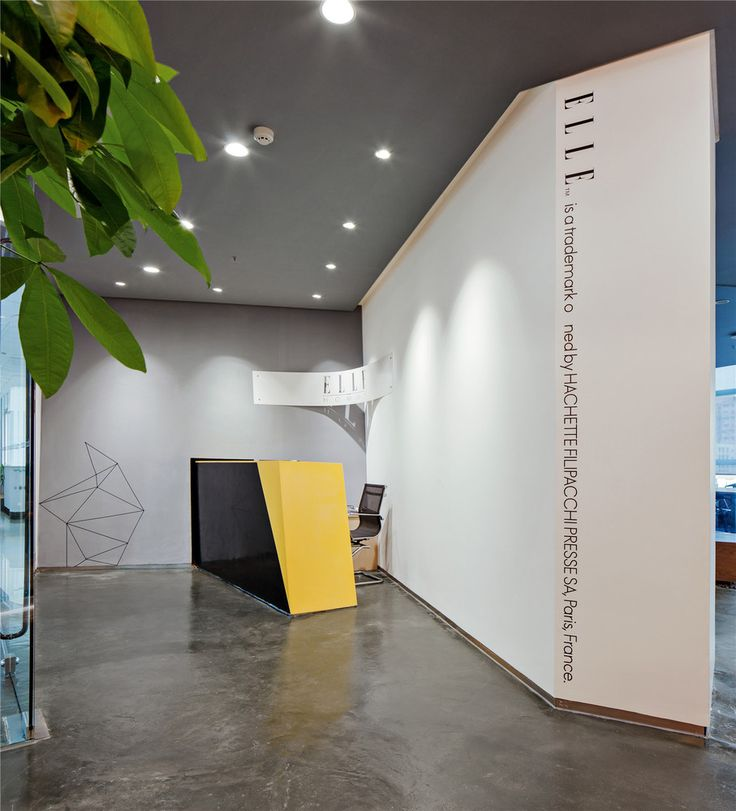Paper Folding Space - ELLE Office,© He Yuansheng