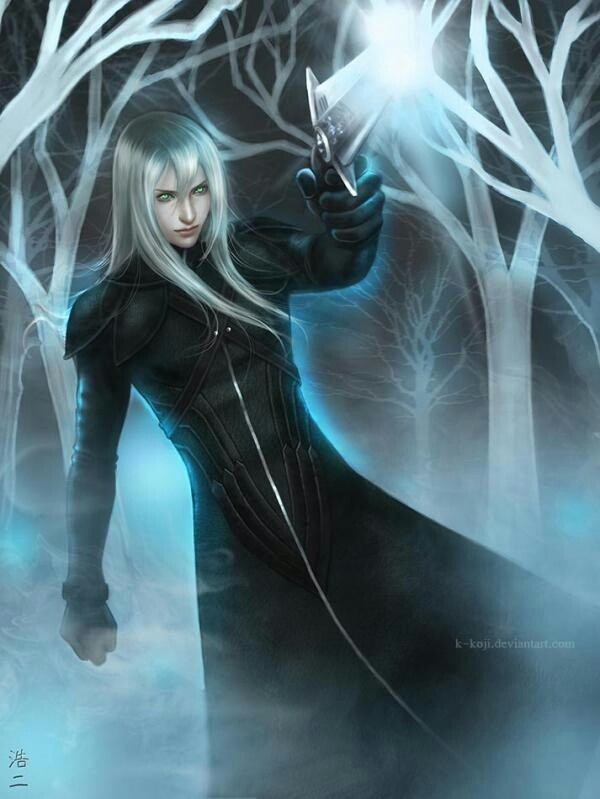 Final fantasy Advent Children- Yazoo