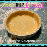 Making your own homemade pie crust does not have to be hard! Follow these easy steps for the perfect crust every time!