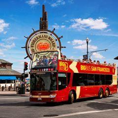 2 Day San Francisco Big Bus Hop-On, Hop-Off Tour
