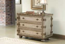 "44"" Ambella Home Steamer Accent Chest 06675-830-001 #LivingroomCabinets #Livingroom #Cabinets"