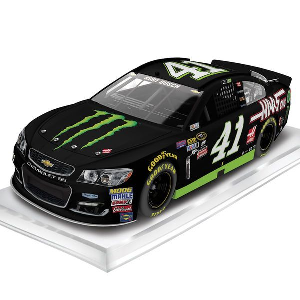 Kurt Busch Action Racing 2016 #41 Monster Energy Drink 1:24 NASCAR Sprint Cup Series Platinum Die-Cast Chevrolet SS - $69.99