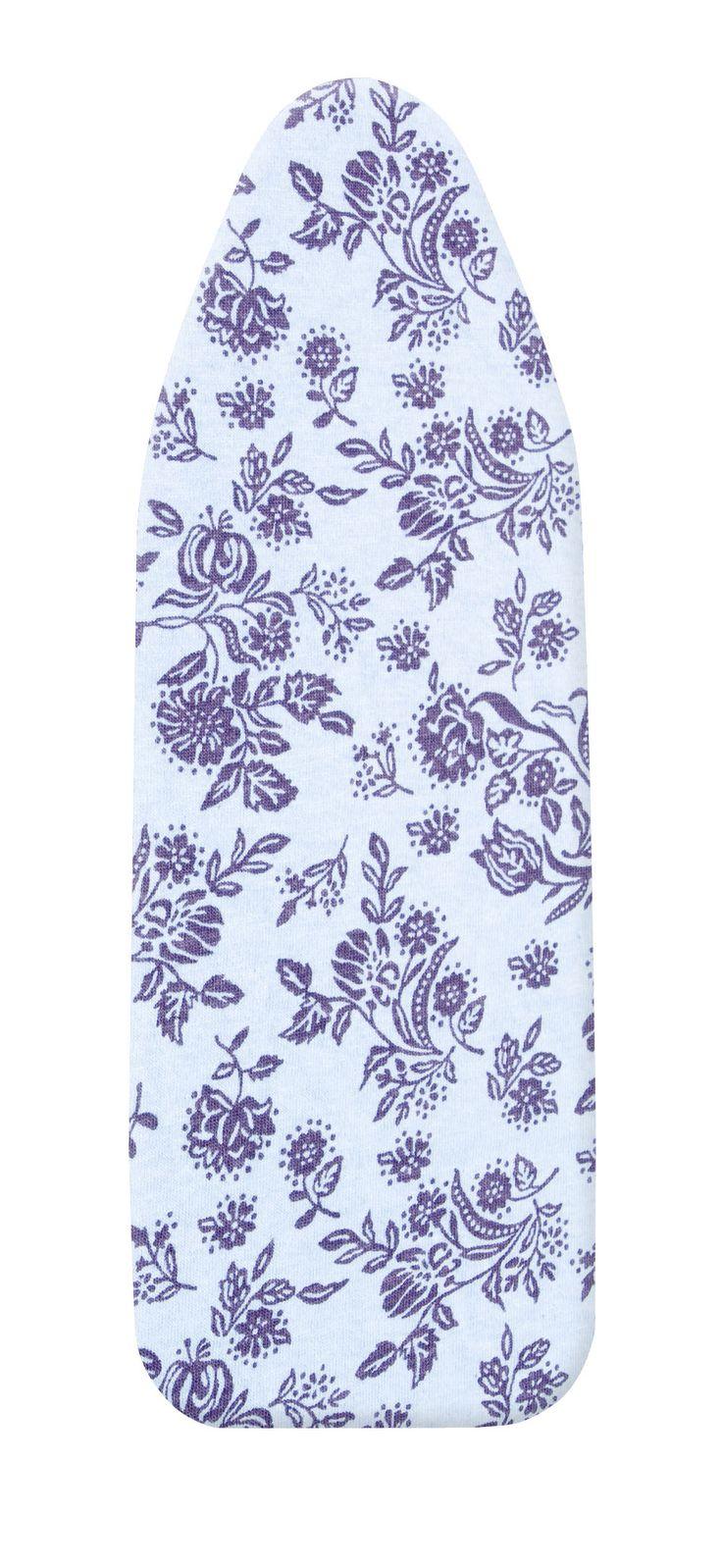 WENKO Bügeltischbezug Universal Keramik Blume Universalgröße  Description: Einer für alle - der Bügeltischbezug KERAMIK Blume in Blau ist dehnbar und passt so auf jeden Bügeltisch und jedes Bügelbrett von Größe S bis XXL. Die revolutionäre unterseitige Keramik-Beschichtung sorgt für optimale Hitzereflexion und spart bis zu 50% Bügelzeit und Energie. Mit Easy Glide einer spezieller Oberflächenbehandlung zur Sicherstellung von optimaler Gleitfähigkeit bietet er höchsten Bügel-Komfort. Die…