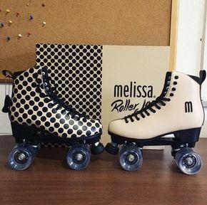 Melissa Roller Joy - Patins da Melissa!