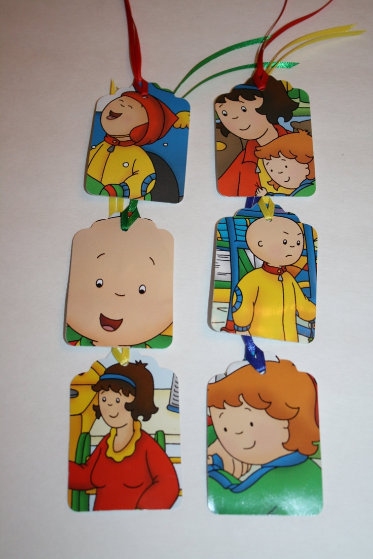 35 best CAILLOU images on Pinterest | Birthday celebrations, Caillou ...
