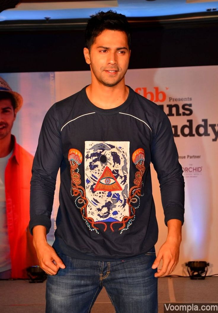 Varun Dhawan. via Voompla.com