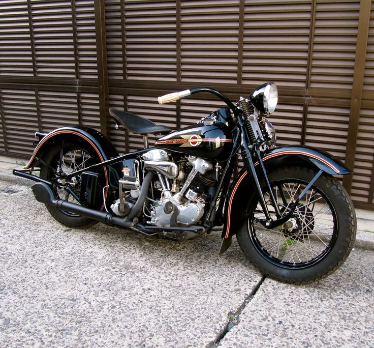Black Knucklehead - repined by http://www.vikingbags.com/