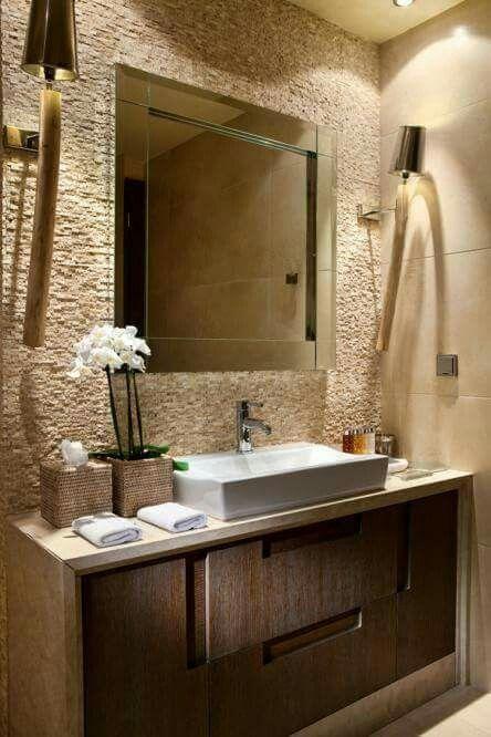 Die besten 17 Bilder zu Baños auf Pinterest Graue U-bahn-fliesen - badezimmermöbel holz landhaus