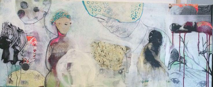 #art #danishgallery #painting #collage #malekursus #modernart #painter #acrylic #artist #mixmedia #design #drawing #illustrating a#kunst #kunstgalleri #galleri #billedsalg #colour #interiør #boligindretning #kolding #billedmager #illustrationer #handmade #kunstner #kunstmaler #drawing #boligindretning#woman