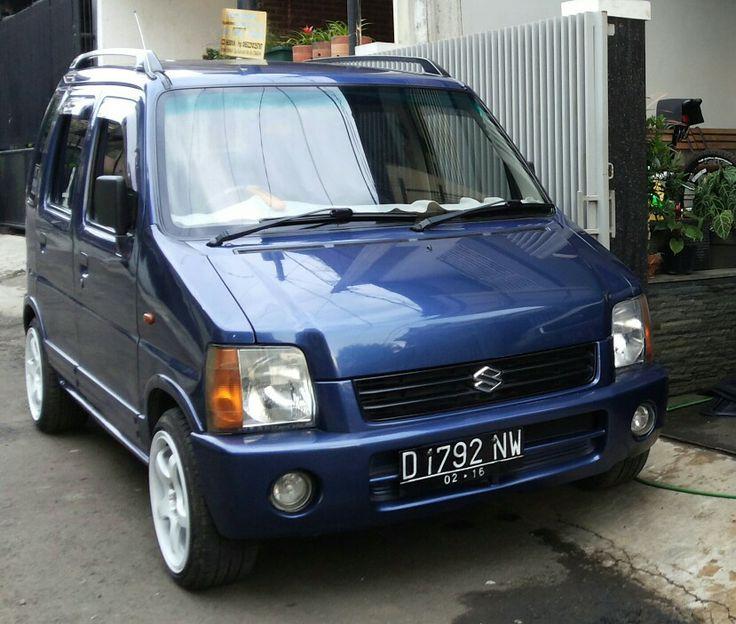 Suzuki Wagon R+ Karimun - 2002 (2013)