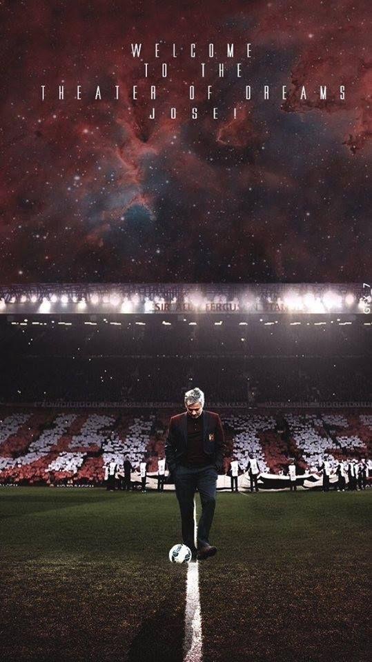 Jose Mourhino, Manchester United
