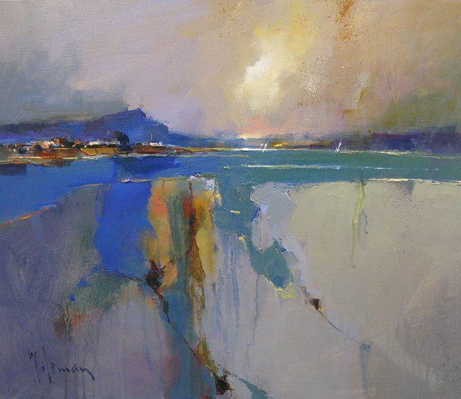 Peter Wileman UK artist