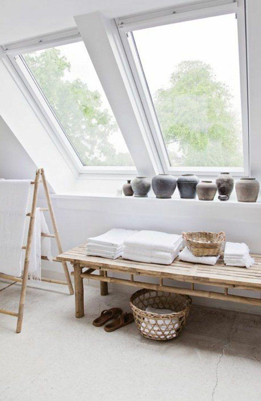 Les 25 meilleures id es de la cat gorie salle de massage for Decoration fenetre de toit