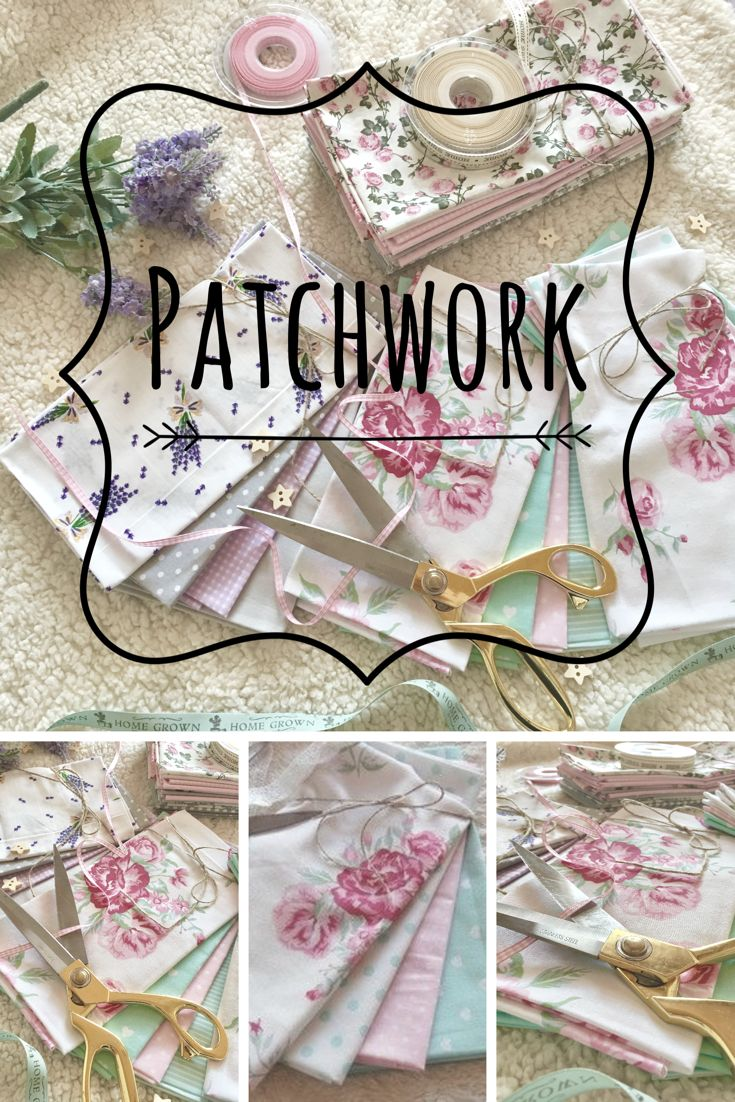 Lovely patchwork sets