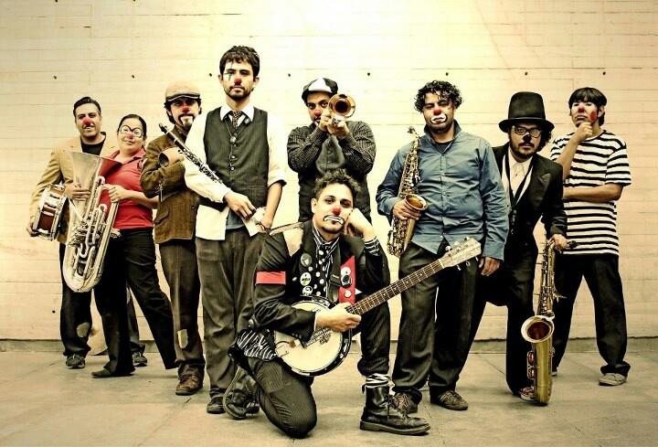 Triciclo circus band!!!