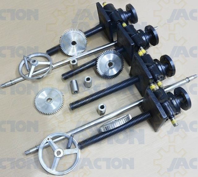 hand crank table lift mechanism,crank handle table lift mechanism,crank wheel table lift mechanism,manual hand cranked table lift screw mechanism Manufacturer,Supplier,Factory - Jacton Industry Co.,Ltd.