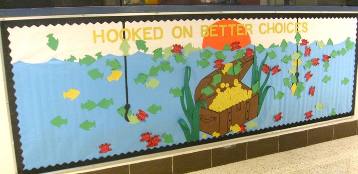 Behavior Bulletin Board