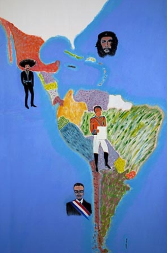 North America And Latin America Map Quiz%0A The people and land forms in Latin America