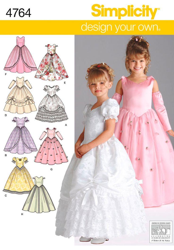 1000+ ideas about Frozen Dress Pattern on Pinterest | Anna ...