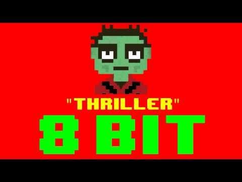 Thriller (8 Bit Remix Cover Version) [Tribute to Michael Jackson] - 8 Bit Universe - YouTube