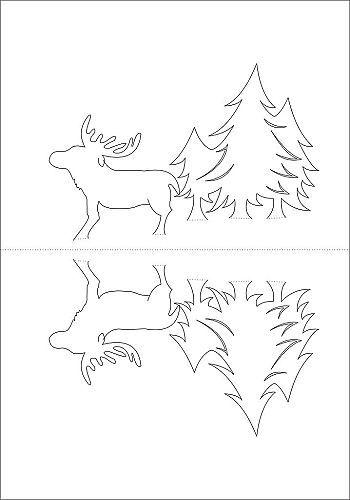 3D pop-up pattern - Christmas - pippi - Picasa Web Albums