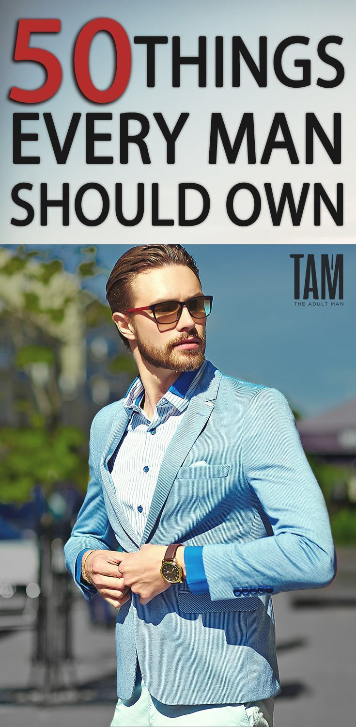 722d82c60f CLICK HERE to discover the 50 Things Every Man Should Own. Includes  products