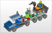 Tons of printable lego building instructions