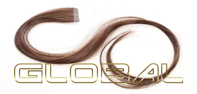 Global Hair Extensions – Tape Hair Extensions   #globalhairextensions