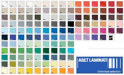 Altri colori di laminato