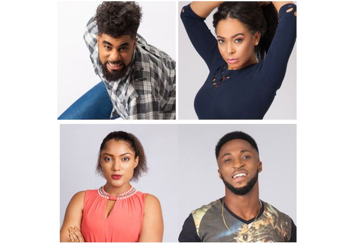 See the two Big Brother Naija 2017 housemates that have already been married (Photos)