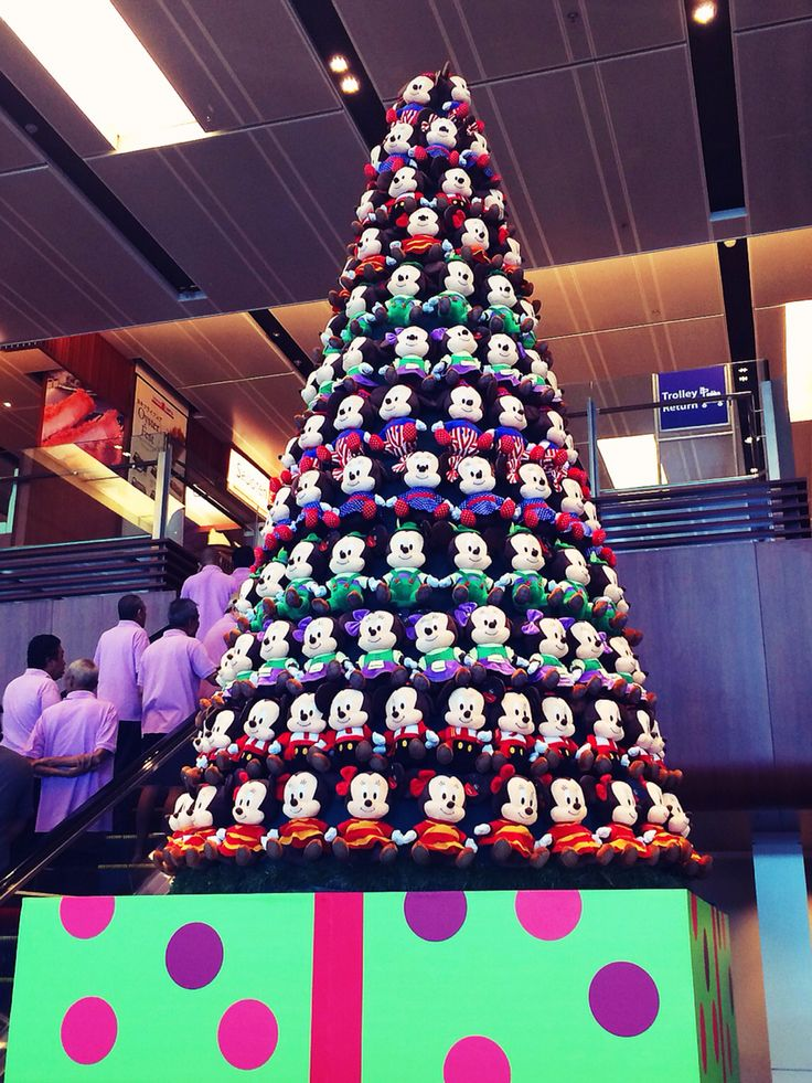 Mickey - Minie Mouse Christmas Tree