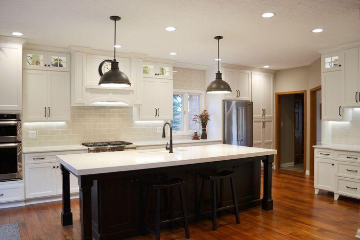 Red Enamel Kitchen Pendant Light