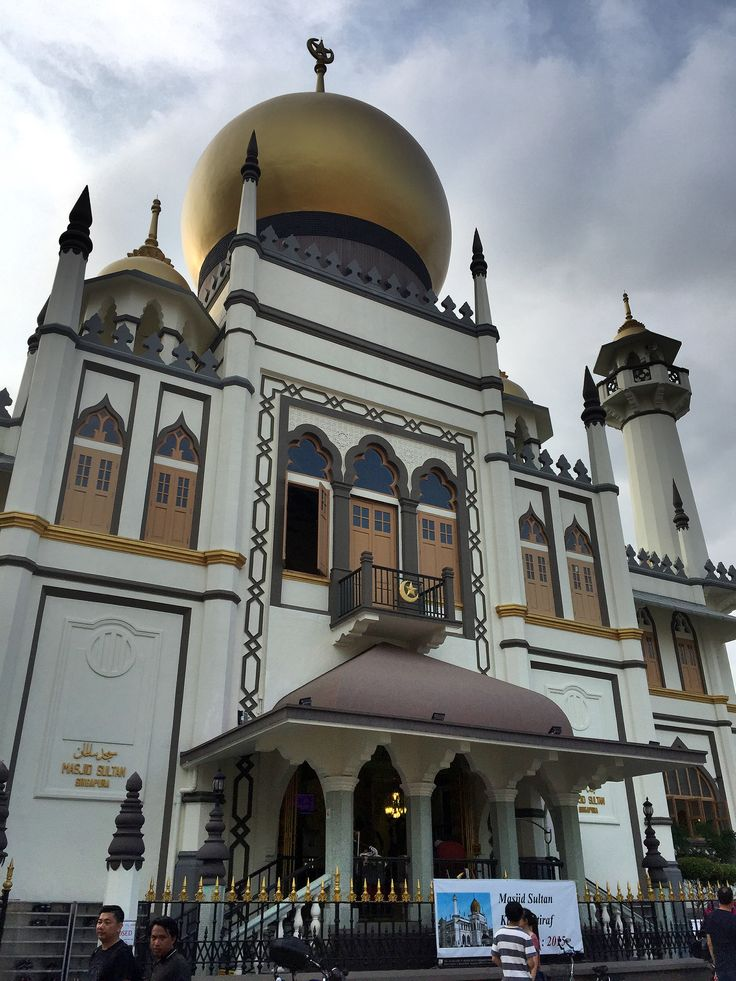 Sulthan Mosque at Singapore