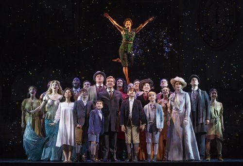 Finding Neverland Review — A Performance Full of Magical Imagination | Splash Magazines | Chicago