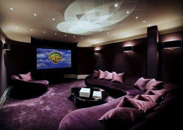 Top 70 Best Home Theater Seating Ideas Movie Room Designs Home