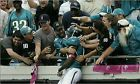 #Ticket  2 Buccaneers vs Jaguars tickets  FRONT ROW SEATS! Field Level! Sec 123 Row A! #deals_us