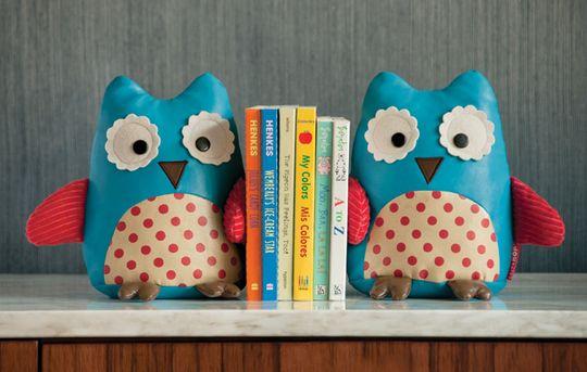 Owl bookends / SkipHop: Books, Skiphop, Skip Hop, Hop Zoos, Baby, Zoos Bookends, Products, Owl Bookends, Kids Rooms