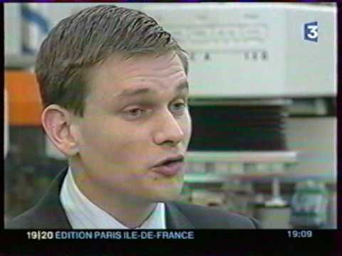 Plasturgie - CFI d'Orly - Reportage France 3 (2006)