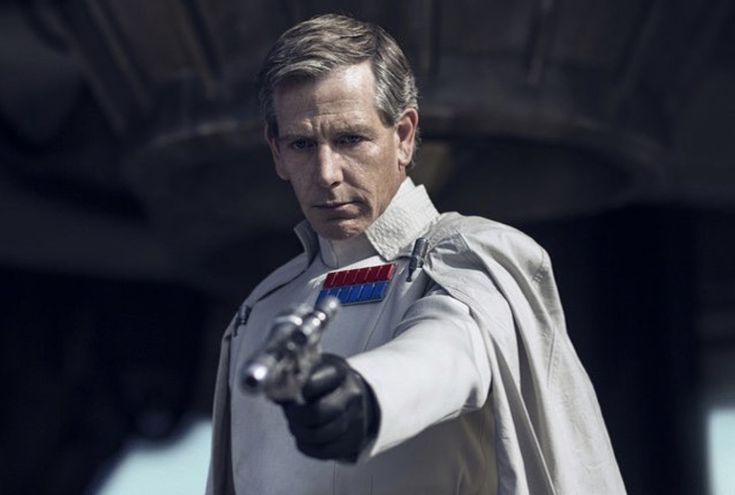 Orson Krennic en Rogue One: A Star Wars Story