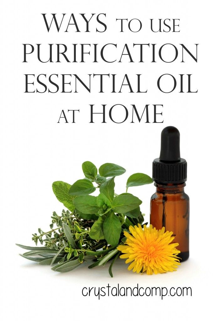 10 ways to use purification essential oil at home