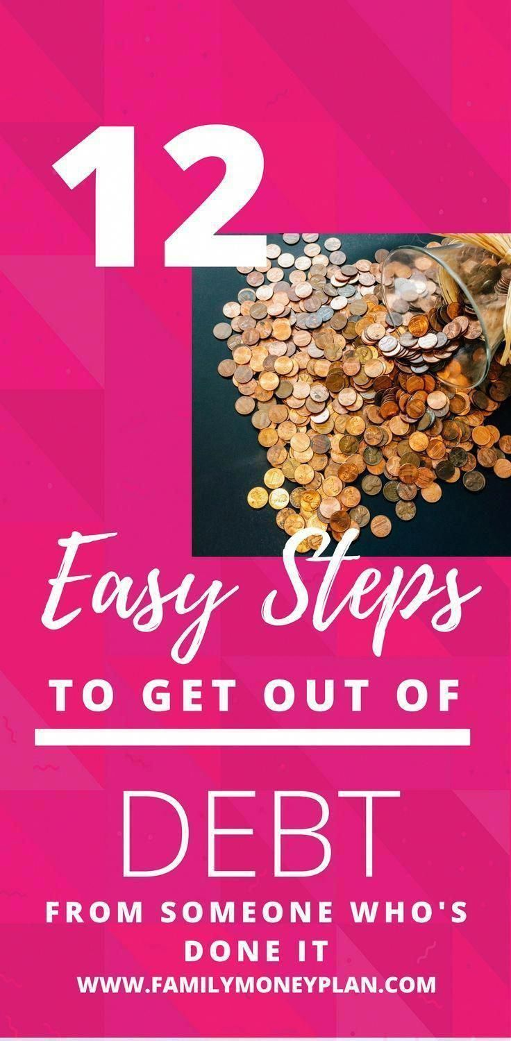 How to get out of debt fast! Looking for how to ge…