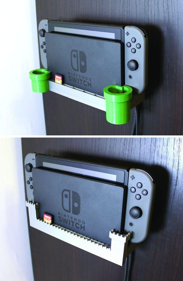 Nintendo Switch Dock Wandhalterungen